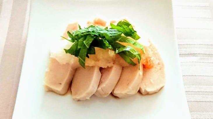 チキン 食べ 方 サラダ