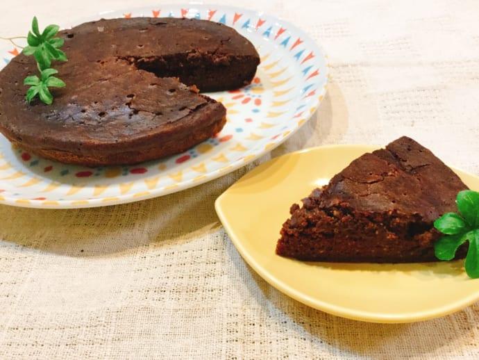 ショコラ 炊飯 器 ガトー