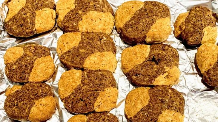 パン ケーキ ミックス クッキー