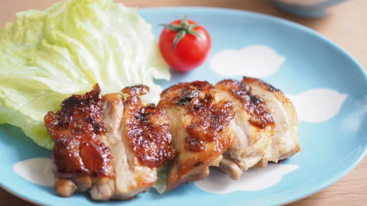 レシピ テリヤキ チキン